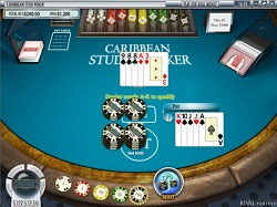 online casino real money caribbean stud