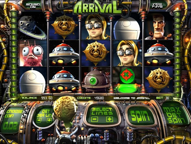 Arrival Slots Free Play & Real Money Casinos