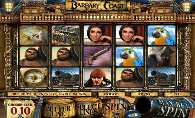 Barbary Coast Slots Free Play & Real Money Casinos