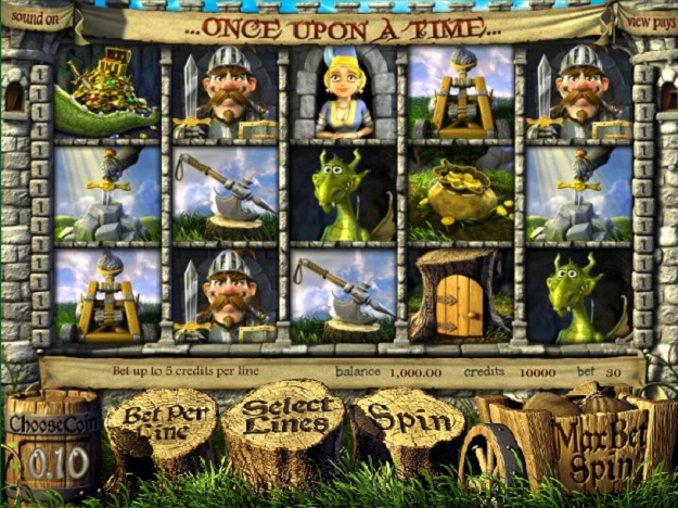 Once Upon a Time Slot Machine Online ᐈ BetSoft™ Casino Slots