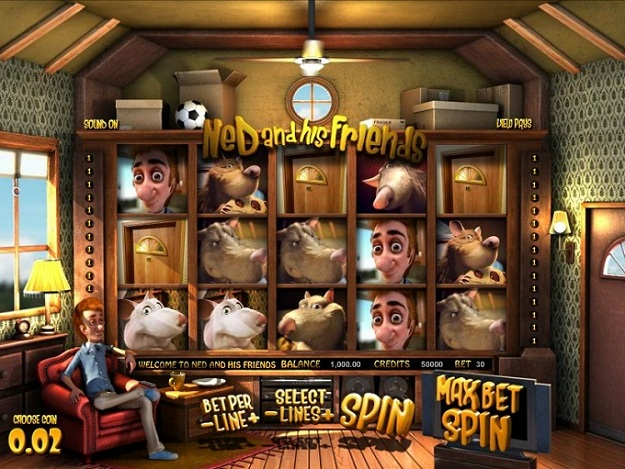 Ned and his Friends Slot Machine Online ᐈ BetSoft™ Casino Slots