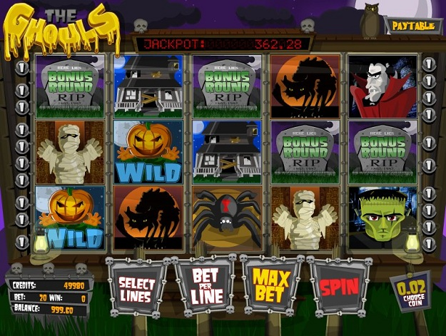 The Ghouls Slot Machine Online ᐈ BetSoft™ Casino Slots