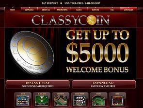 Classy Coin Casino