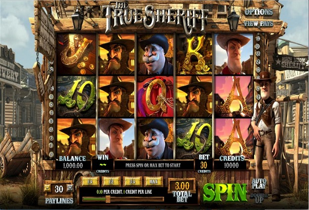 Old West Slots - Play this Game by Logispin Online