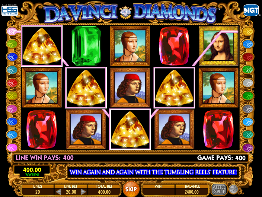 Davinci Diamonds