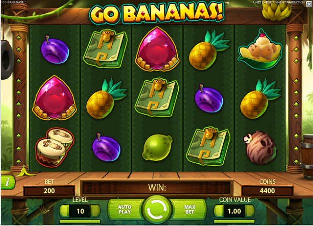 Banana Party Slot Machine - Play Online for Free Now