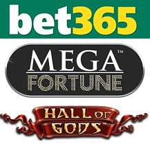 casino bet online mega fortune