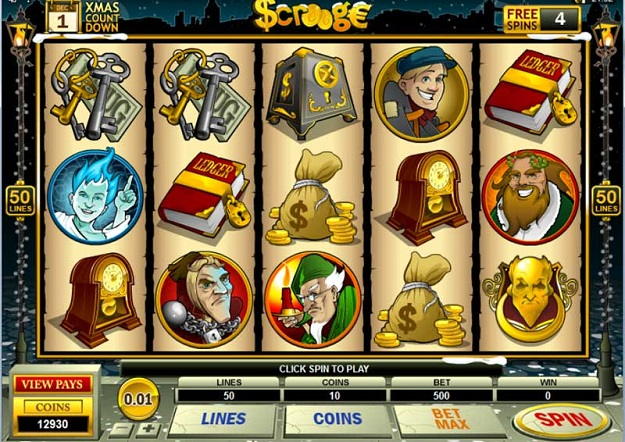Scrooge Slot Machine Online ᐈ Microgaming™ Casino Slots