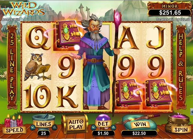 Wild Wizards Slot Machine Online ᐈ ™ Casino Slots