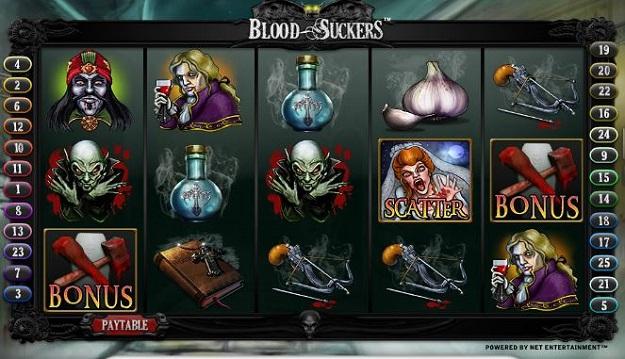 Blood Suckers Slot Machine Online ᐈ NetEnt™ Casino Slots