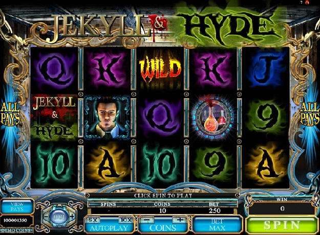 Jekyll & Hyde Slot Machine Online ᐈ Microgaming™ Casino Slots