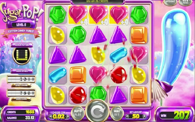 Sugar Pop Slot Machine Online ᐈ BetSoft™ Casino Slots