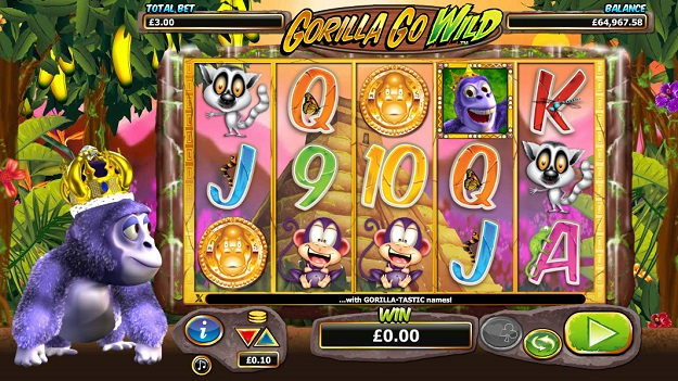 online slots for real money gorilla spiele