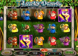 7 Lucky Dwarfs Slots