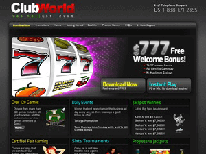 ClubWorld Website